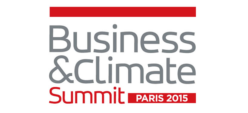 Business & Climate Summit – Paris 2015