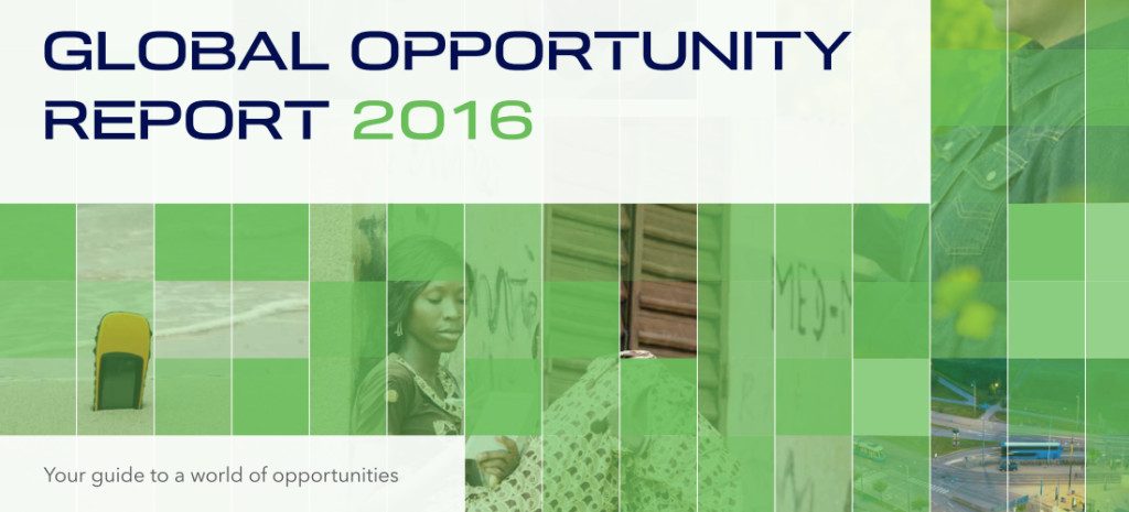 Global Opportunity report 2016