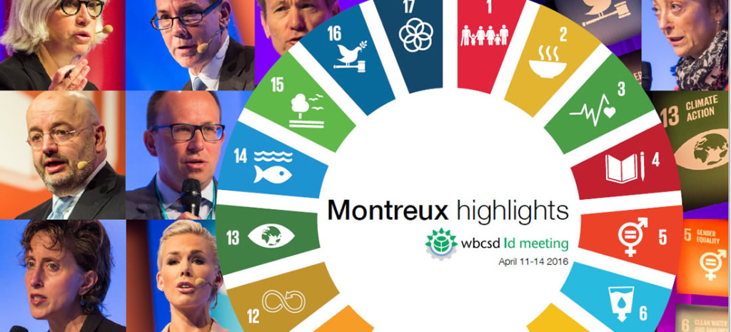 Montreux highlights from WBCSD Id meeting
