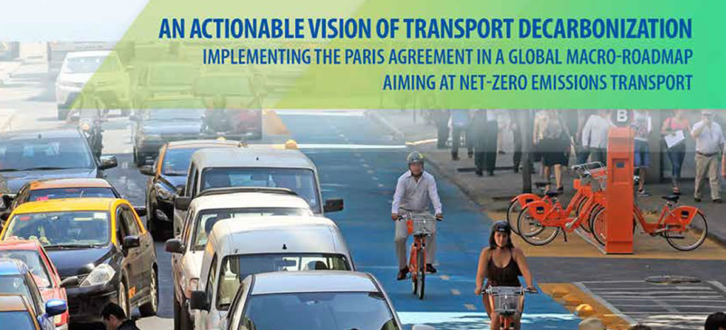 Vision of Transport Decarbonization