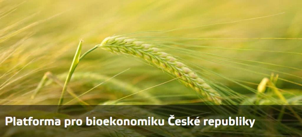 CBCSD se stala členem Platformy pro bioekonomiku ČR
