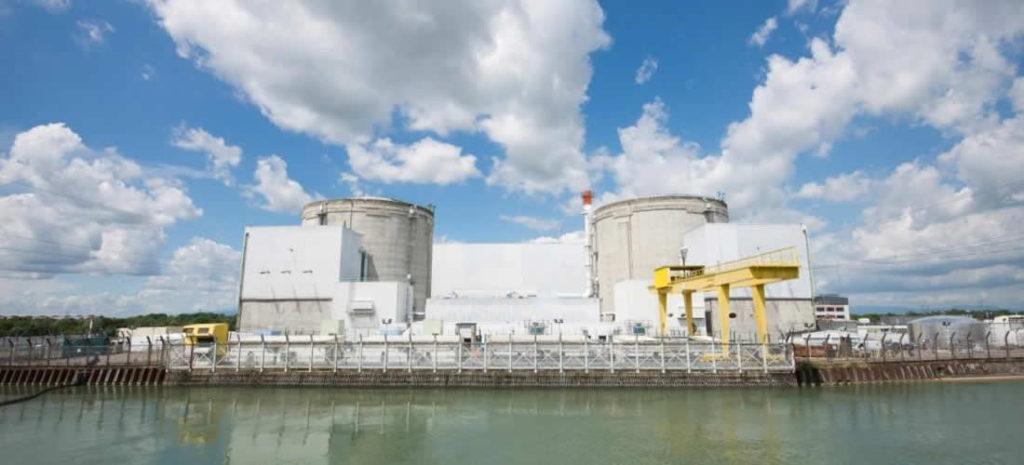 EDF plánuje odstavení JE Fessenheim