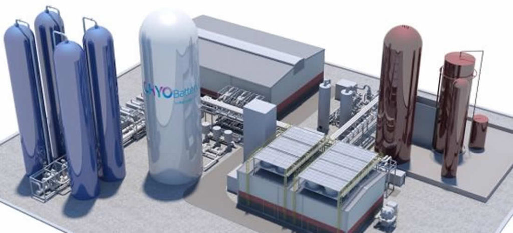Highview Power launches liquid air energy storage into the US with 400MWh Vermont project