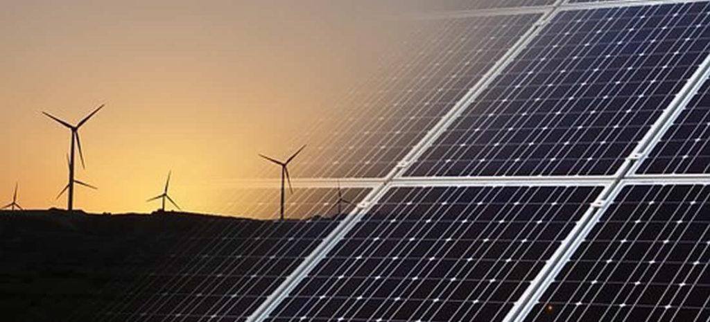 Využívání obnovitelné energie vEvropě