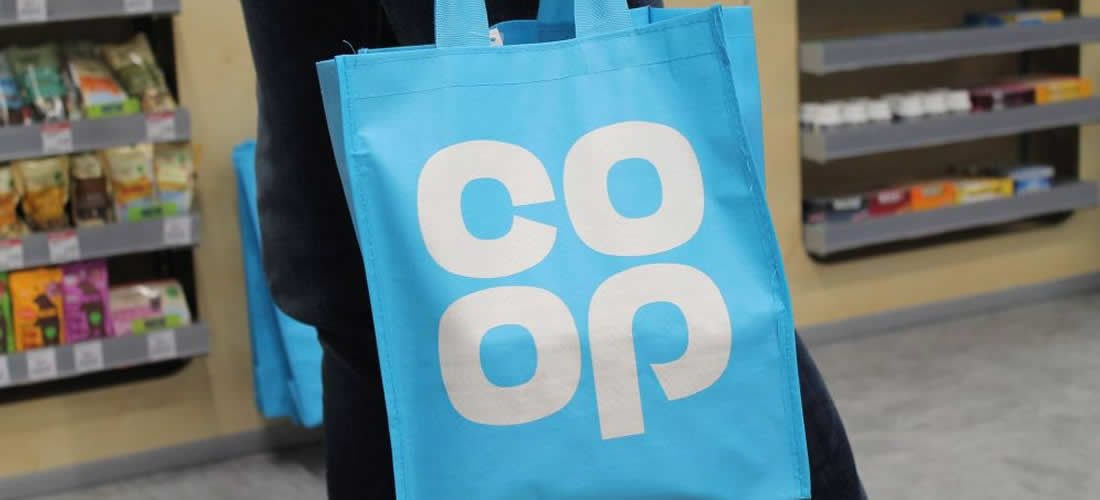 Co-op commits to 100% recyclable packaging for own brand products