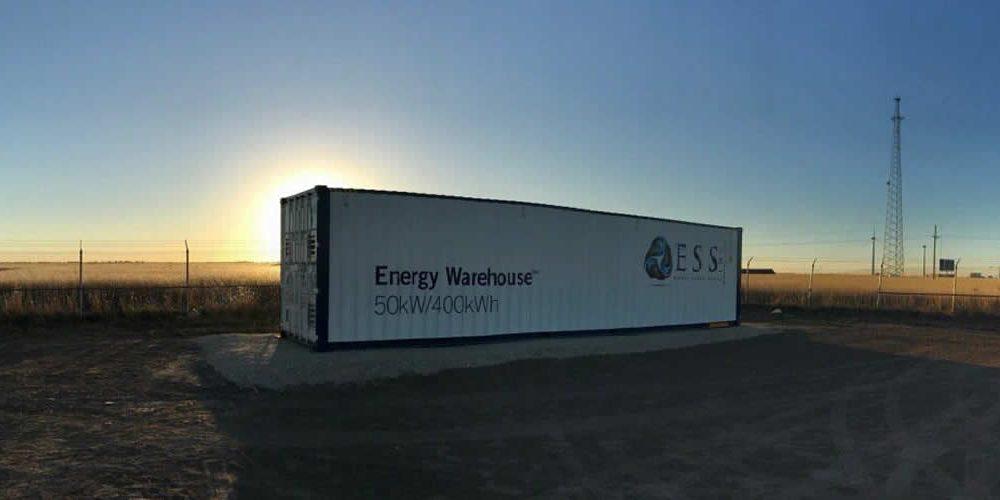 Americké výzkumné týmy usilují o dlouhodobé skladování za $0.05/kWh (anglicky)