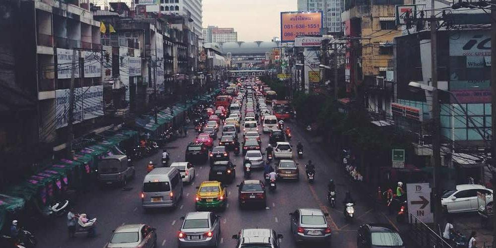 Doprava a mobilita – inteligentní systémy
