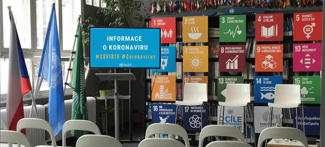 OSN vČeské republice vdobě koronavirové krize