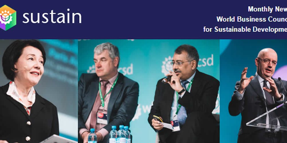 Monthly News from WBCSD 04/2018