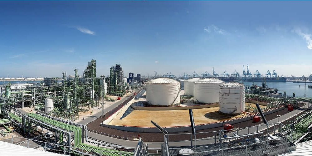 Začala výstavba světově největšího závodu na výrobu zeleného vodíku
