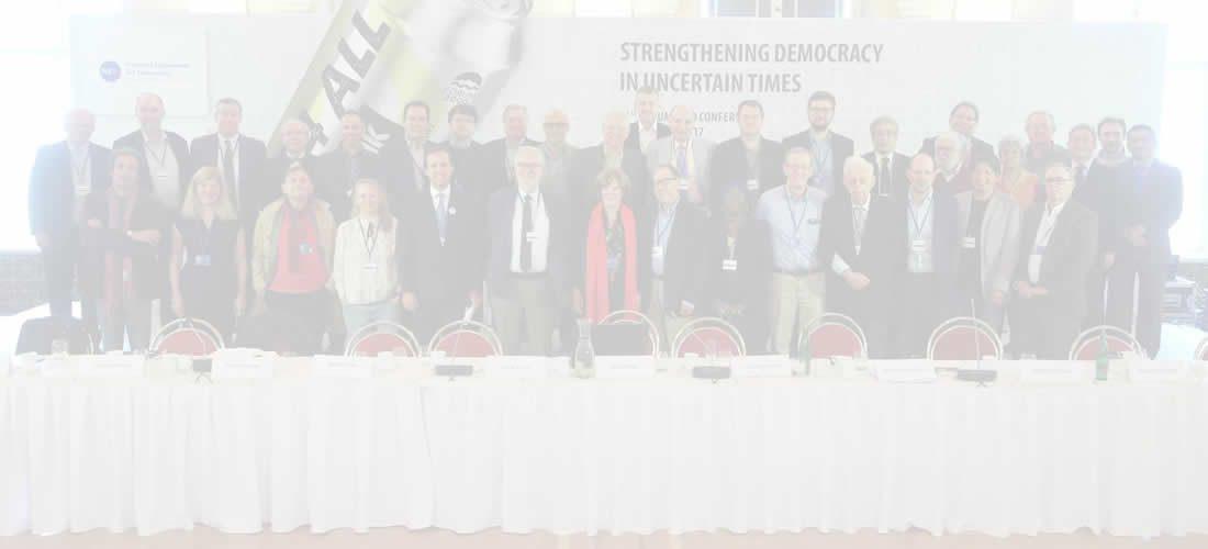 Mezinárodní koalice pro demokratickou obnovu