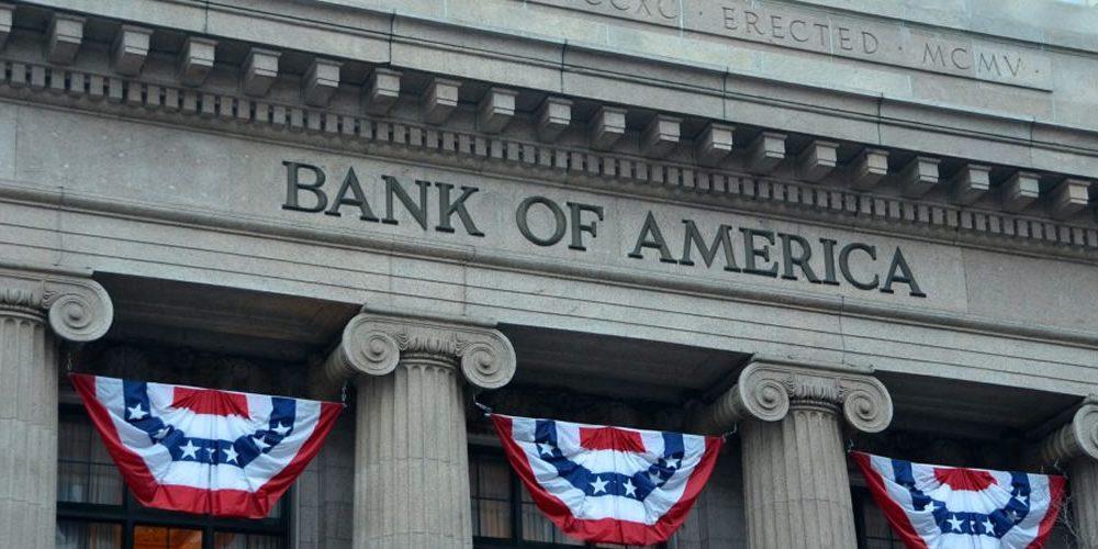 Bank of America měří úvěry a investice vynaloženné na dopad uhlíkové stopy (anglicky)