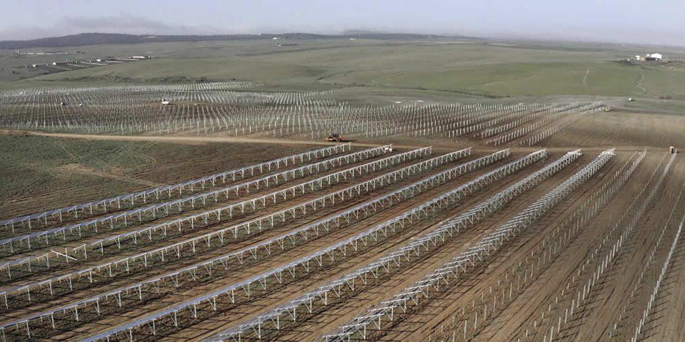 Největší evropský projekt solárního-vodíkového skladování