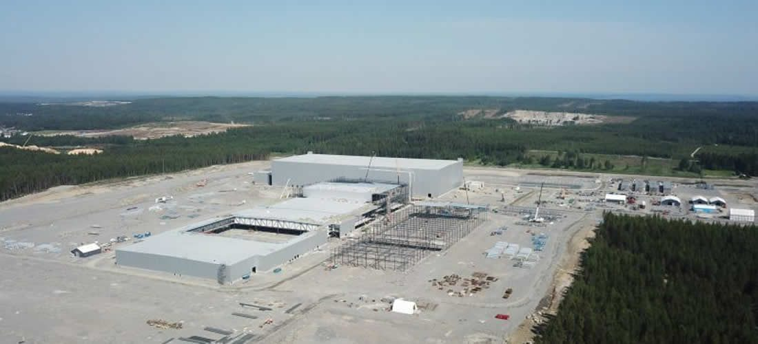 Švédský Northvolt získal financování ve výši 1,6 miliard euro, vyrábět chce čtvrtinu evropských baterií