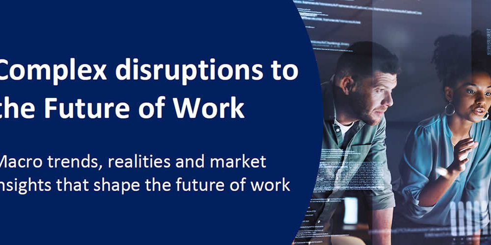 Context for the Future of Work