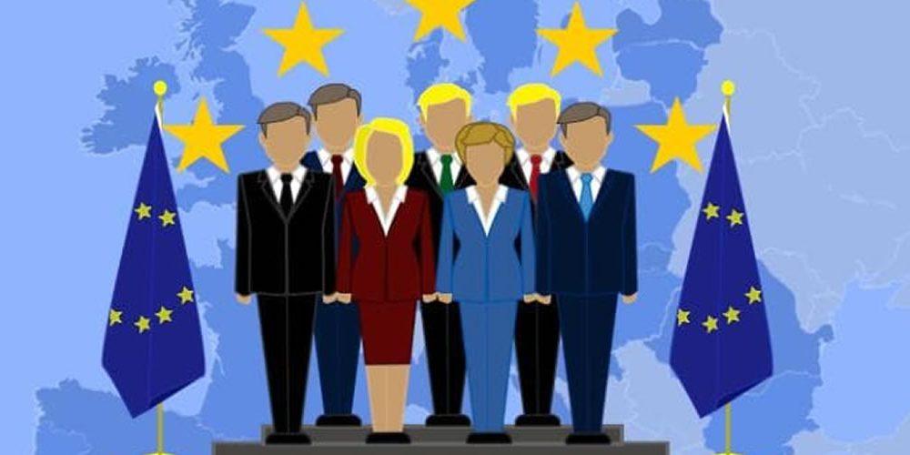 Vrcholné pozice vevropských institucích