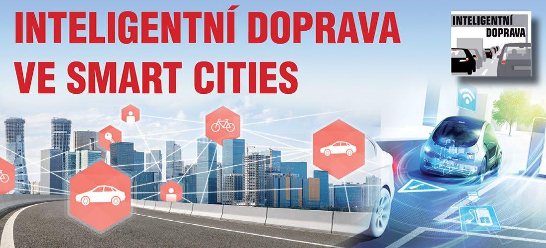 Konference – Inteligentní doprava ve Smart Cities