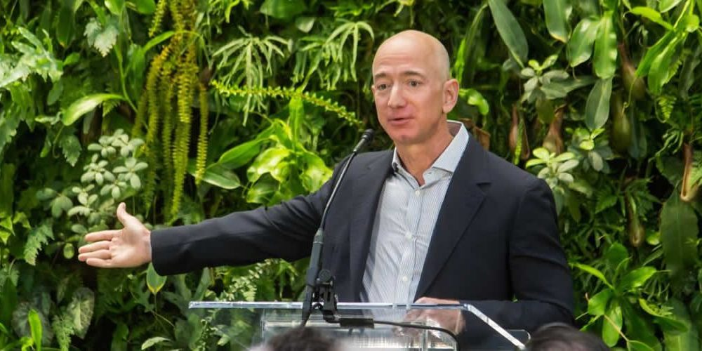 The CEO of Amazon Jeff Bezos has announced that he will invest $10 billion into the climate crisis.