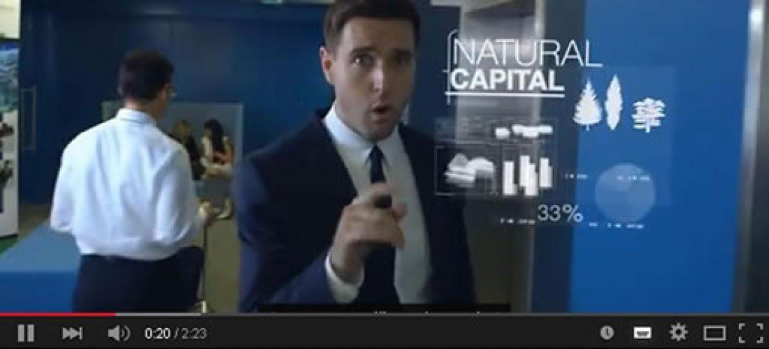 Stoupání kpřírodě – Byznys a hodnota přírody