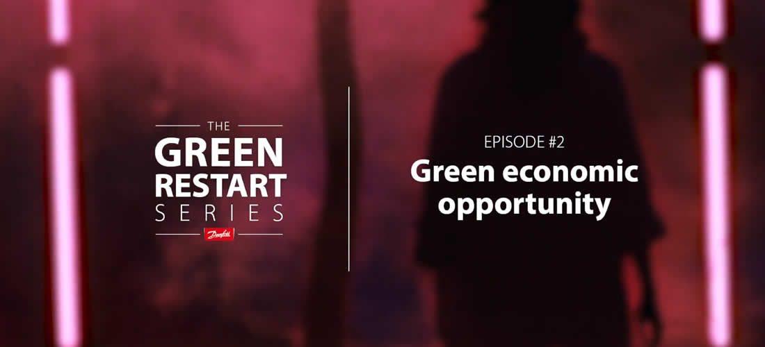 Zelený růst a udržitelná pracovní místa již dnes