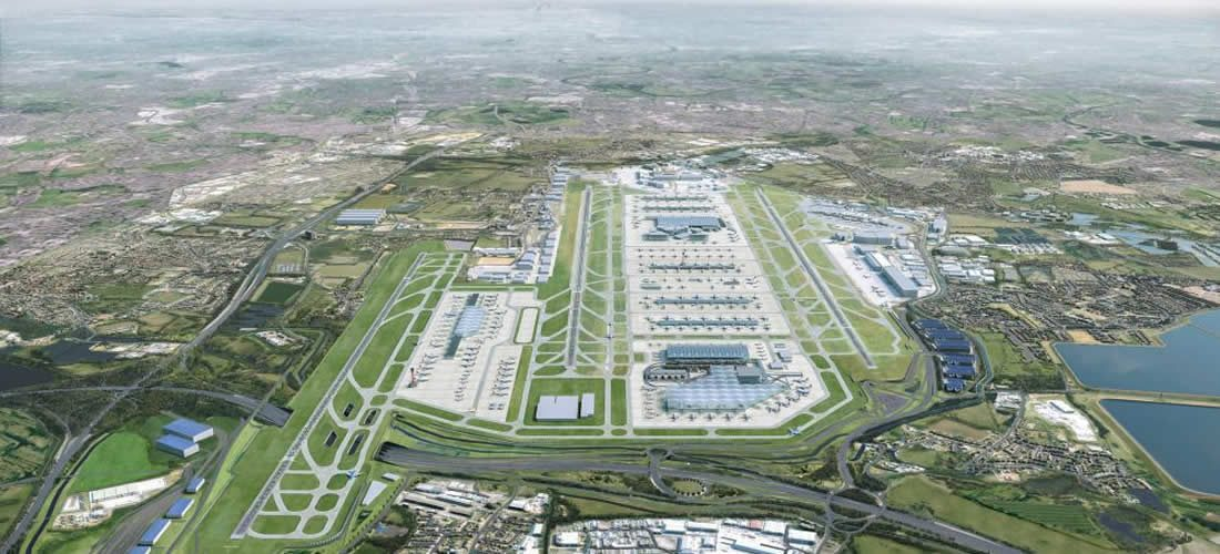 Heathrow's third runway declared illegal after climate campaign