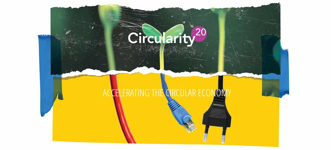 Join us at Circularity 20, the largest circular economy event in the USA