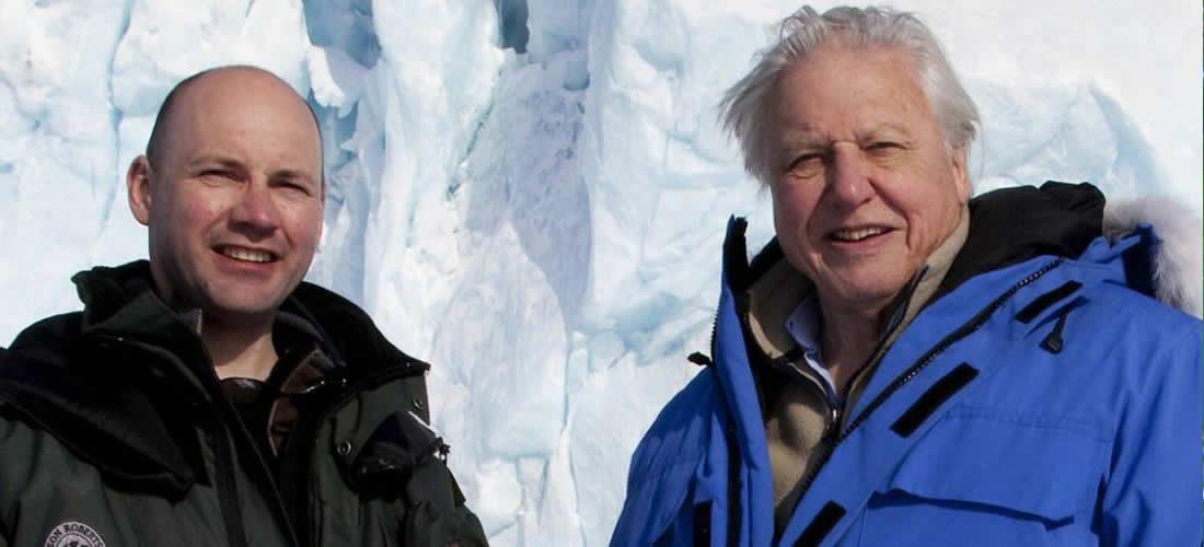 """Sir David Attenborough a COP24 varuje, že nám """"dochází čas"""" (anglicky)"""