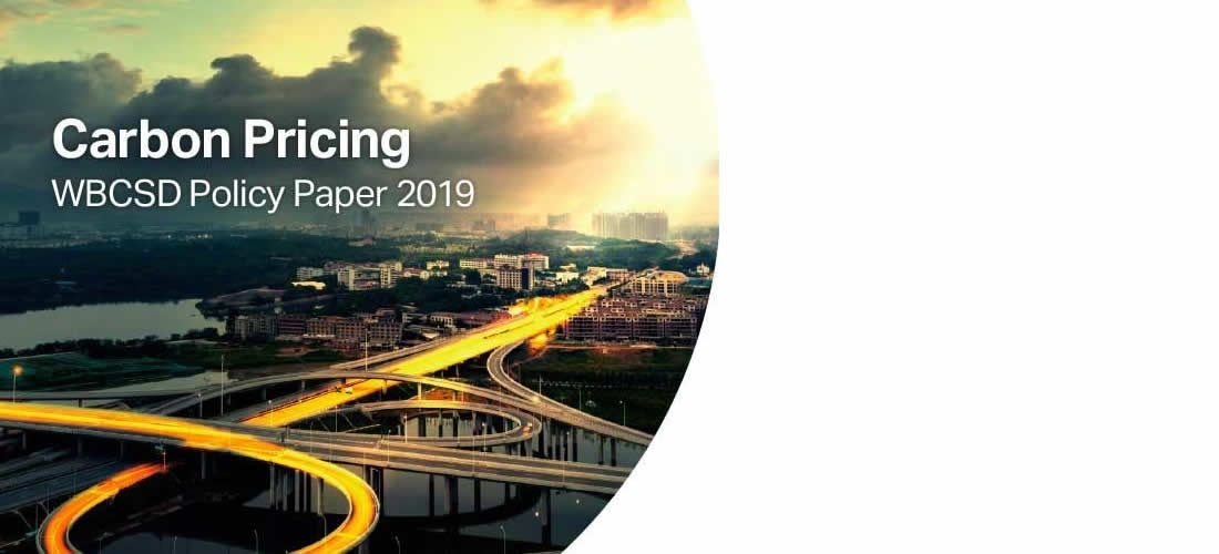 Carbon Pricing – WBCSD Policy Paper 2019