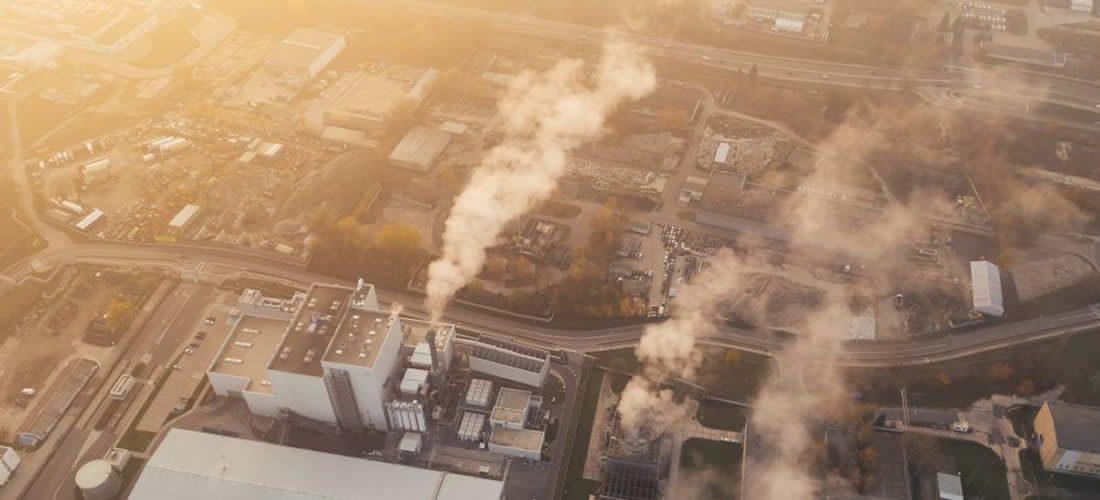 Globální emise uhlíku klesají o 17% vdůsledku pandemie