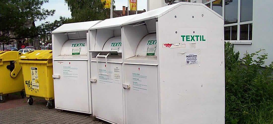 Úroveň textilu, který lidé nosí do kontejnerů, je čím dál horší