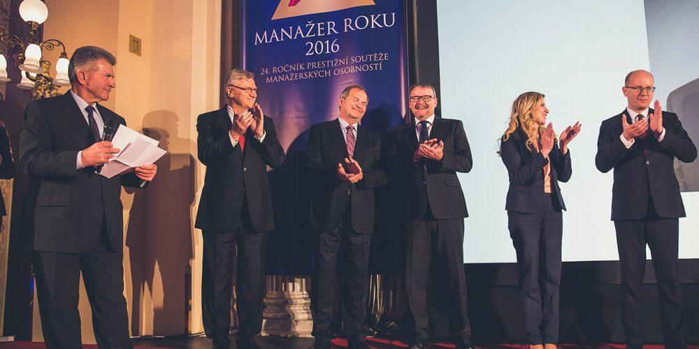 Letos poprvé byli oceněni manažeři za inovace pro udržitelný rozvoj