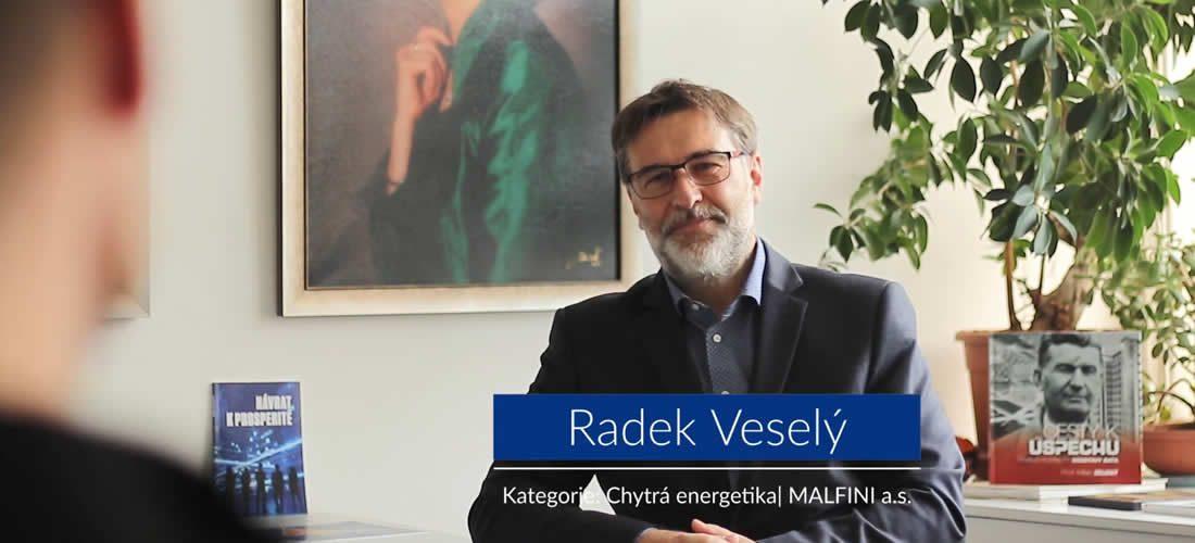 Radek Veselý   Kategorie: Chytrá energetika, MALFINI a.s.