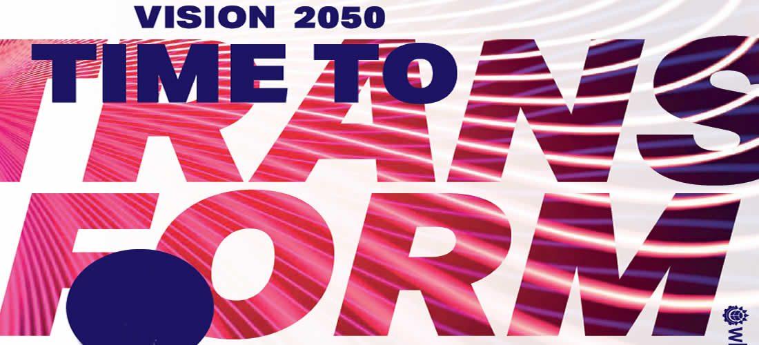 Zpráva o aktualizované Vizi 2050