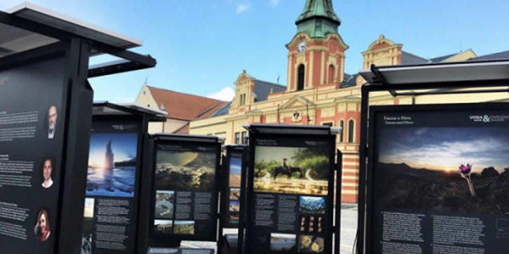 Celosvětový příběh vody doputoval do města na soutoku Labe sVltavou