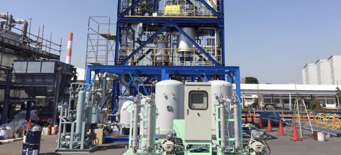 Vodíkový proud: Projekty se pohybují vpřed vČíně, Japonsku, Austrálii a vněkolika evropských zemích (anglicky)
