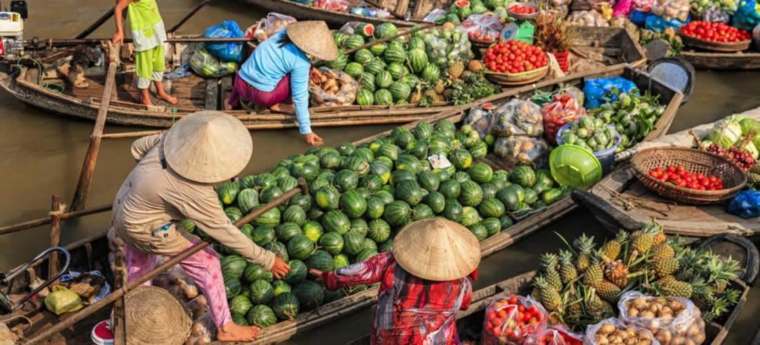Každý chce lepší potravinový systém, pojďme ho společně vybudovat! (anglicky)