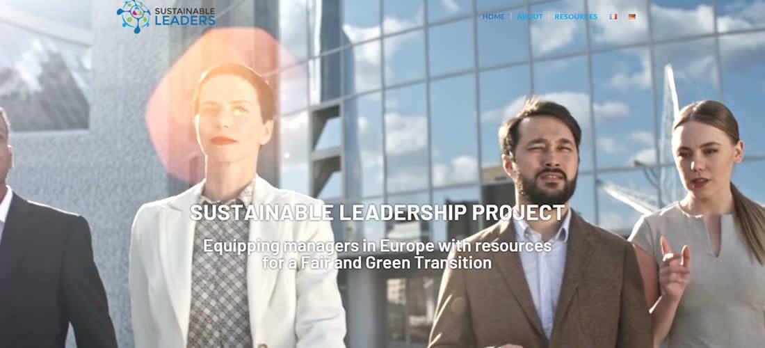 Projekt Sustainable Leadership in Europe