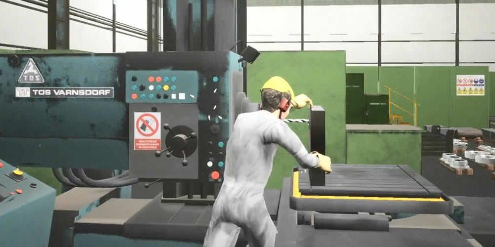 Virtuální realita vprůmyslu – úspora i konkurenční výhoda