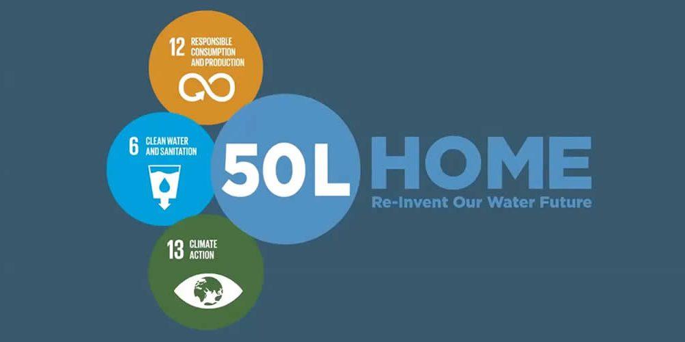 50L Home – Nová globální koalice zaměřená na zabezpečení dodávek vody a změnu klimatu (anglicky)