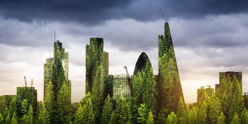 Stavebnictví může připravit půdu pro zelené hospodářské oživení (anglicky)