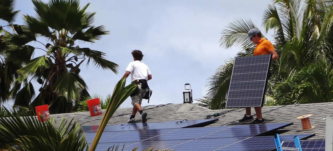 Boj proti změně klimatu není jen o záchraně planety, ale také o podpoře americké ekonomiky a pomoci americkým pracovníkům (anglicky)