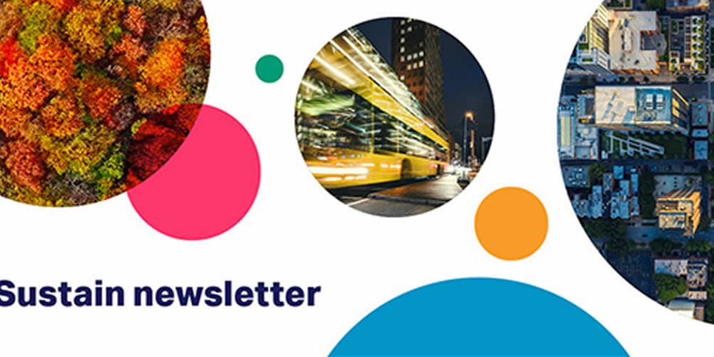Monthly newsletter from WBCSD
