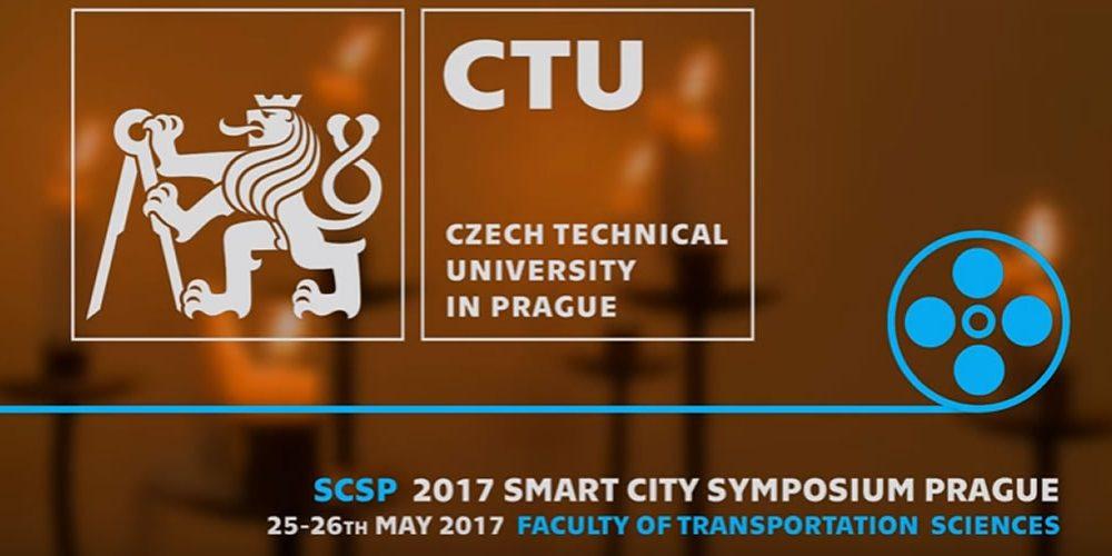Smart City Symposium Prague 2017