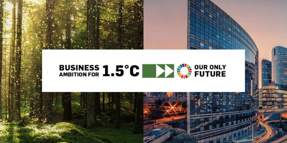 Stepping up business action to 1.5°C