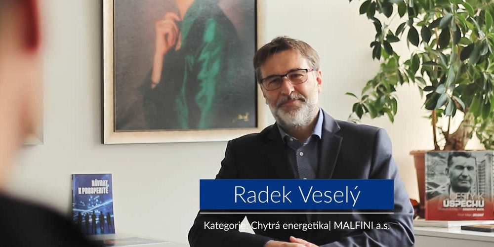 Radek Veselý | Kategorie: Chytrá energetika, MALFINI a.s.