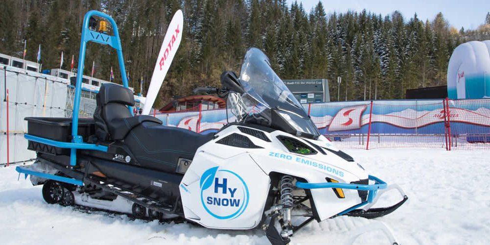 Zelený vodík může pohánět zelený alpský cestovní ruch (anglicky)
