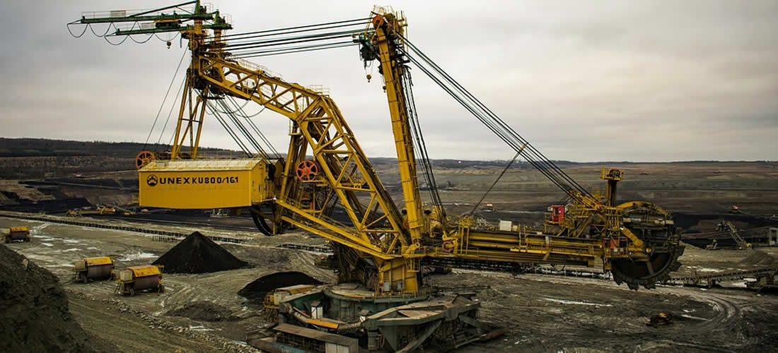 Těžba a spotřeba uhlí vEvropské unii